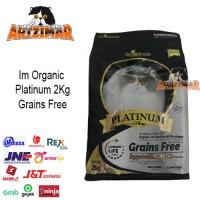 Im Organic Platinum 2kg imo Grains Free 2 kg