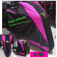 Promo Body cover mantel Motor Honda CB150 Mega pro New CB150 Sonic 150 - Biru
