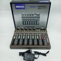 Mixer Audio Ashley Better7 7 Channel