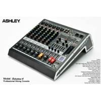 Mixer Ashley Selection 6 Original 6 Channel Bluetooth - USB