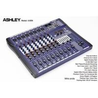 Mixer ashley AX8N 99 dsp equalizer