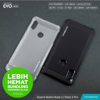 Xiaomi Redmi Note 5 Note5 Pro VEVORIUM EVO MAX Anti Crack Soft Case