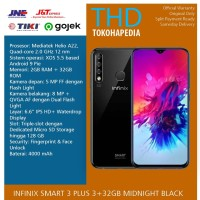 Info Infinix Smart 3 Plus Baru Katalog.or.id