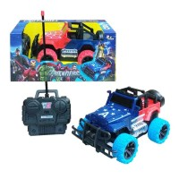 RC OFF ROAD 1:20 AVENGERS - DH666-16 MAINAN ANAK REMOTE CONTROL MOBIL