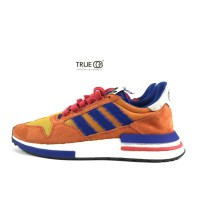 Sepatu Sneakers Adidas ZX 500 Dragon Ball Z Son Goku 100% Original