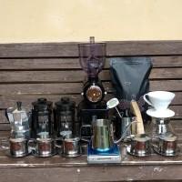 Alat Kopi / Paket Usaha / Coffee Maker / French Press / Kopi / V60