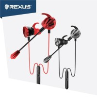 Rexus Earphone Gaming ME-2 with Dual Microphone