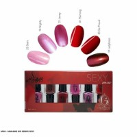 Peel Off - MADAME GIE Nail Shell Kutek Peel Off / PART 2