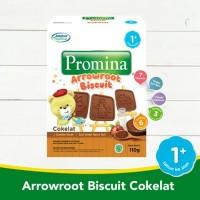 Promina Arrowroot Biscuit Cokelat