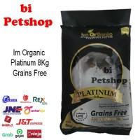 Im Organic Platinum 8kg imo Grains Free 8 kg