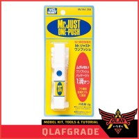 Mr Just One Push Mr Hobby Lem Metal & Plastic Berkualitas Super Kuat