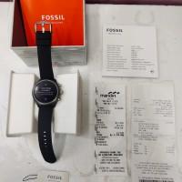 FOSSIL Smart Watch Sport Gen 4 Mulus Fullset Original Gosend ready jkt