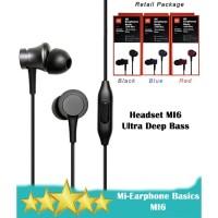 Headset Xiaomi MI6 - Mi Earphone Basic Ultra Deep Bass