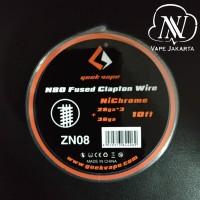 [AN] GeekVape Ni80 Fused Clapton Wire 28GA*3+36GA Nichrome