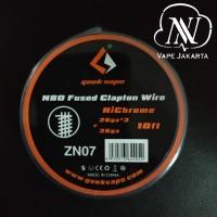Geek Vape Ni80 Fused Clapton Wire 26GA*3+36GA Nichrome GeekVape