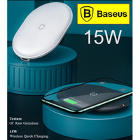 BASEUS Cobble Charger Wireless 15W - White
