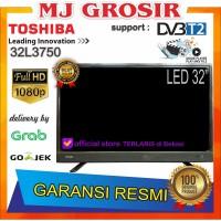 "PROMO LED TV TOSHIBA 32"" 32L3750VJ 32 INCH USB MOVIE HDMI DIGITAL"