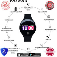 Toleda TLW 08 Original Water Resist Smart Watch Smart Band Resmi