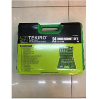 "sock 94 pcs 1/4 - 1/2"" Tekiro"