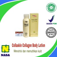 Collaskin Collagen Body Lotion Memutihkan Kulit Asli Nasa