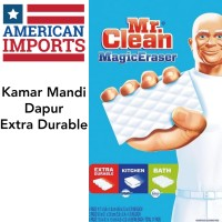 Mr. Clean Magic Eraser Sponge (Made in Germany) - Kamar Mandi