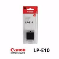 Baterai LP-E10 Canon LPE10 Battery Eos 1100D 1200D 1300D Rebel T3 Dll