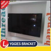 TERPOPULER BRACKET TV LEDLCD 20 - 50 INCH - BREKET TV BRAKET TV -