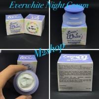 New Bestseller cream malam pemutih penghalus kulit wajah pelembab