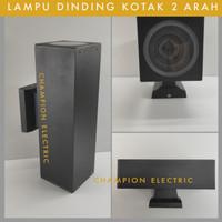 Lampu Dinding/Lampu Pilar/Lampu Taman/Lampu Dinding Kotak Good Quality