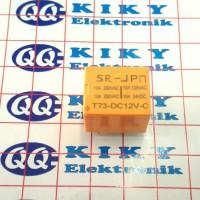 relay 12v 5P 10a SR / 12 volt 5 pin 10 ampere