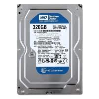 hdd/hardisk 3,5 internal 320gb WD BLUEe PC & CCTV