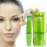 Purbasari New Cell Eye Serum Roll On 15ml