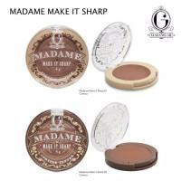 Madame Gie Make It Sharp Contour Powder 4gr