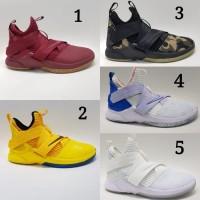 sepatu basket Nike James Lebron soldier 12 XII SFG EP original BNIB