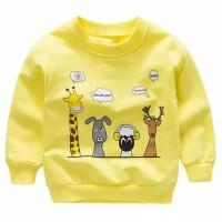 sweater anak unur 2-4 tahun