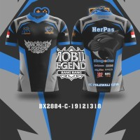 Kaos Jersey Game Esports Mobile Legend Free Fire PUBG CUSTOM BX2884