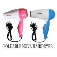 Hairdryer Hair Dryer Pengering Rambut - Biru