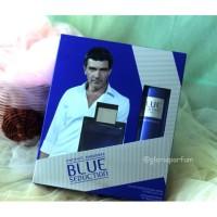 Original Parfum Antonio Banderas Blue Seduction Men (Gift Set)