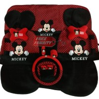 Sarung Jok Mobil Agya Ayla Mickey Mouse Karakter Lucu