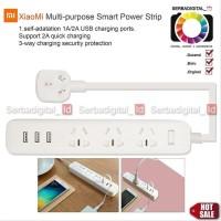 Xiaomi Mi Smart Power Strip 3 Plug 3 USB Port 2A White
