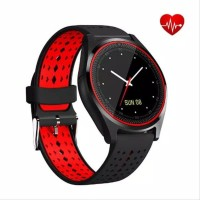 RESTOCK Smartwatch Heart Rate Monitor V9 with Camera support SIM card