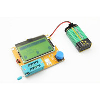TERLARIS AR ESR Meter Mega328 M328 LCR-T4 LCR led Transistor Tester