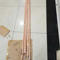 COPPER BONDED 5 8inc pjg 3 meter ROD BESI LAPIS TEMBAGA GROUNDING