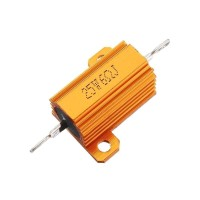 Elektronik 3pcs RX24 25W 6R 6RJ Metal Aluminum Case High Power