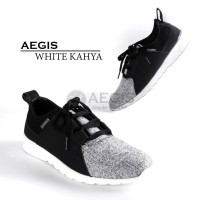 Baru CRAZY DEALS Aegis Premium - Kahya Exclusive Sepatu Sneakers Pria