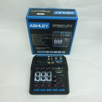 mixer audio ashley speed up4 original