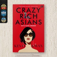 Novel Crazy Rich Asians by Kevin Kwan