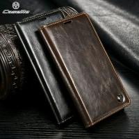 Caseme Samsung Galaxy S9Plus S9 Plus Flip Cover Wallet Leather Ca