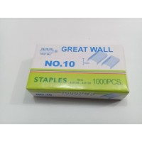ISI STAPLES NO.10 GREAT WALL