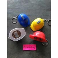 Berkualitas Gantungan Kunci Helm LED